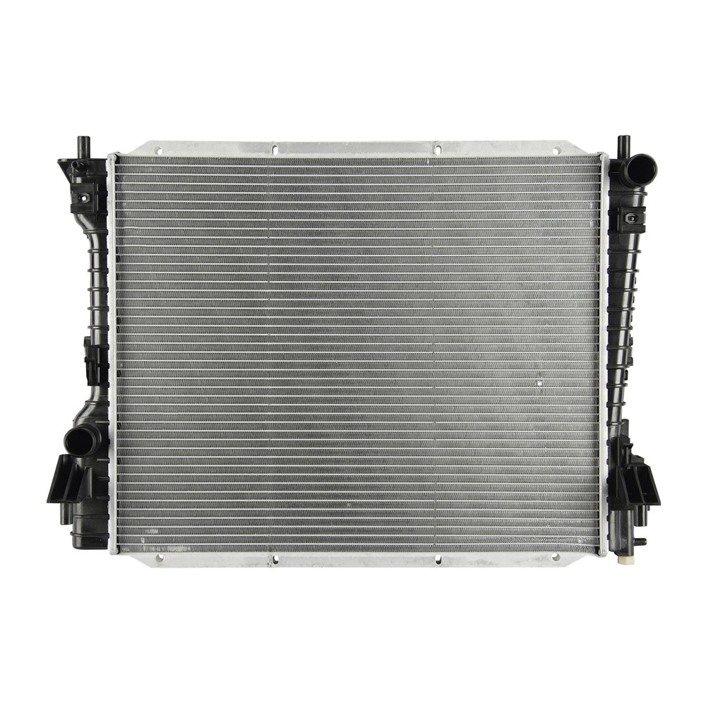 Supercharger Ford Mustang 3 8 V6: Brand New Premium Radiator For 05 11 Ford Mustang V6 V8