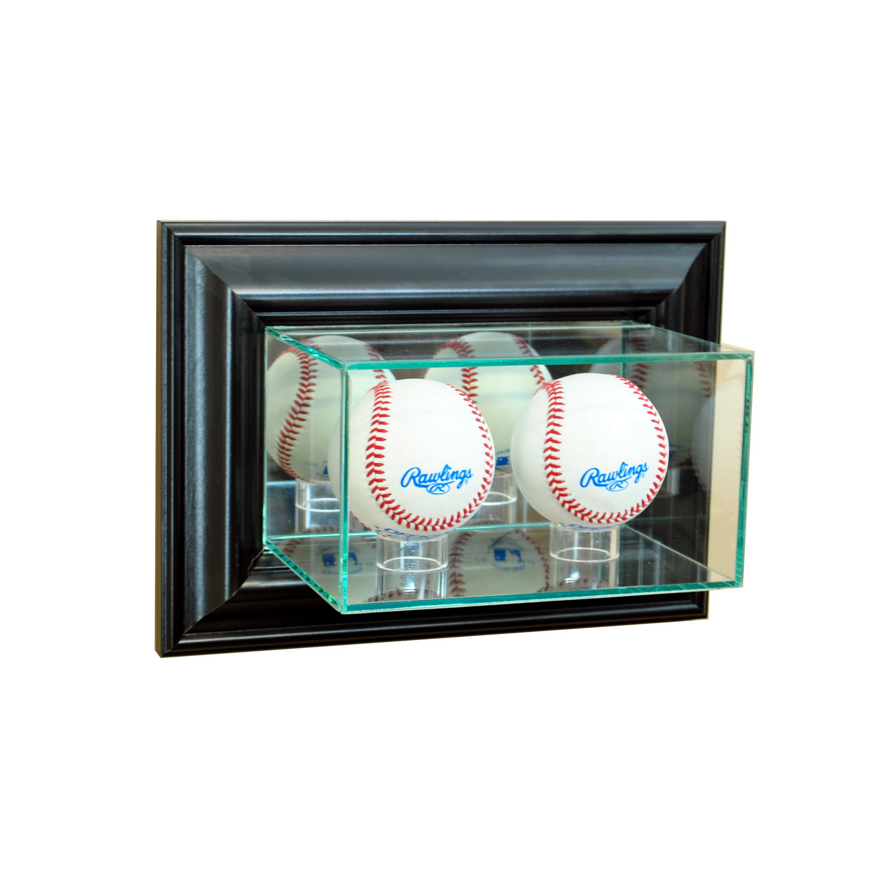 #933C38 WALL MOUNT GLASS DOUBLE BASEBALL DISPLAY CASE UV  with 1800x1788 px of Most Effective Glass Display Cases Wall Mounted 17881800 wallpaper @ avoidforclosure.info