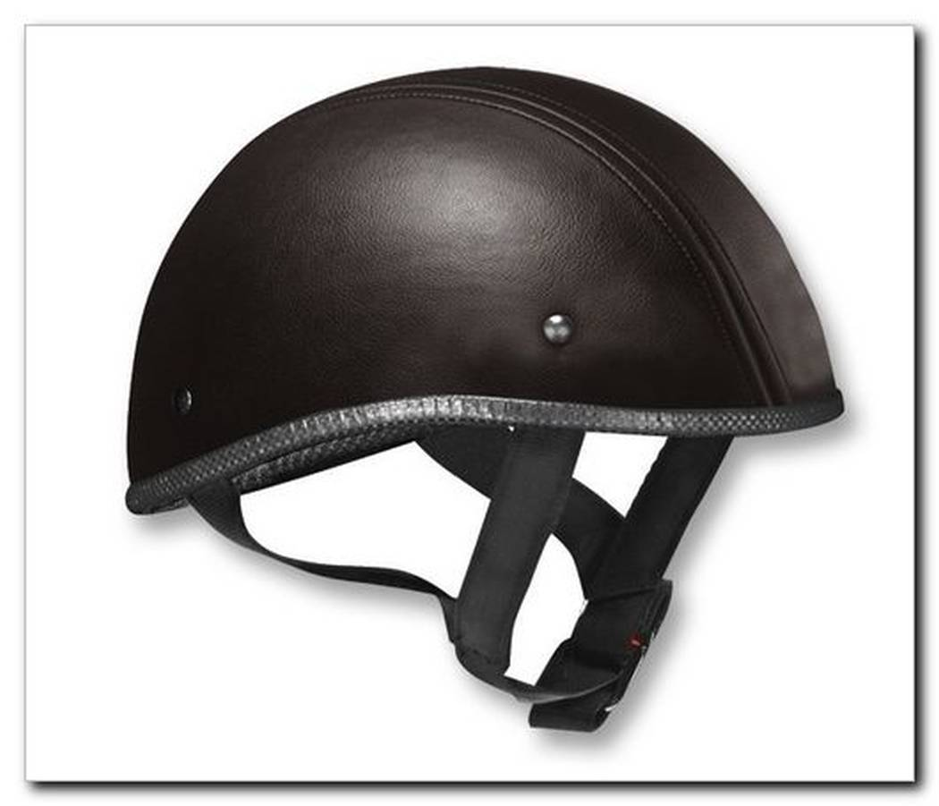 Vega XTS Naked Helmet - Leather - Main