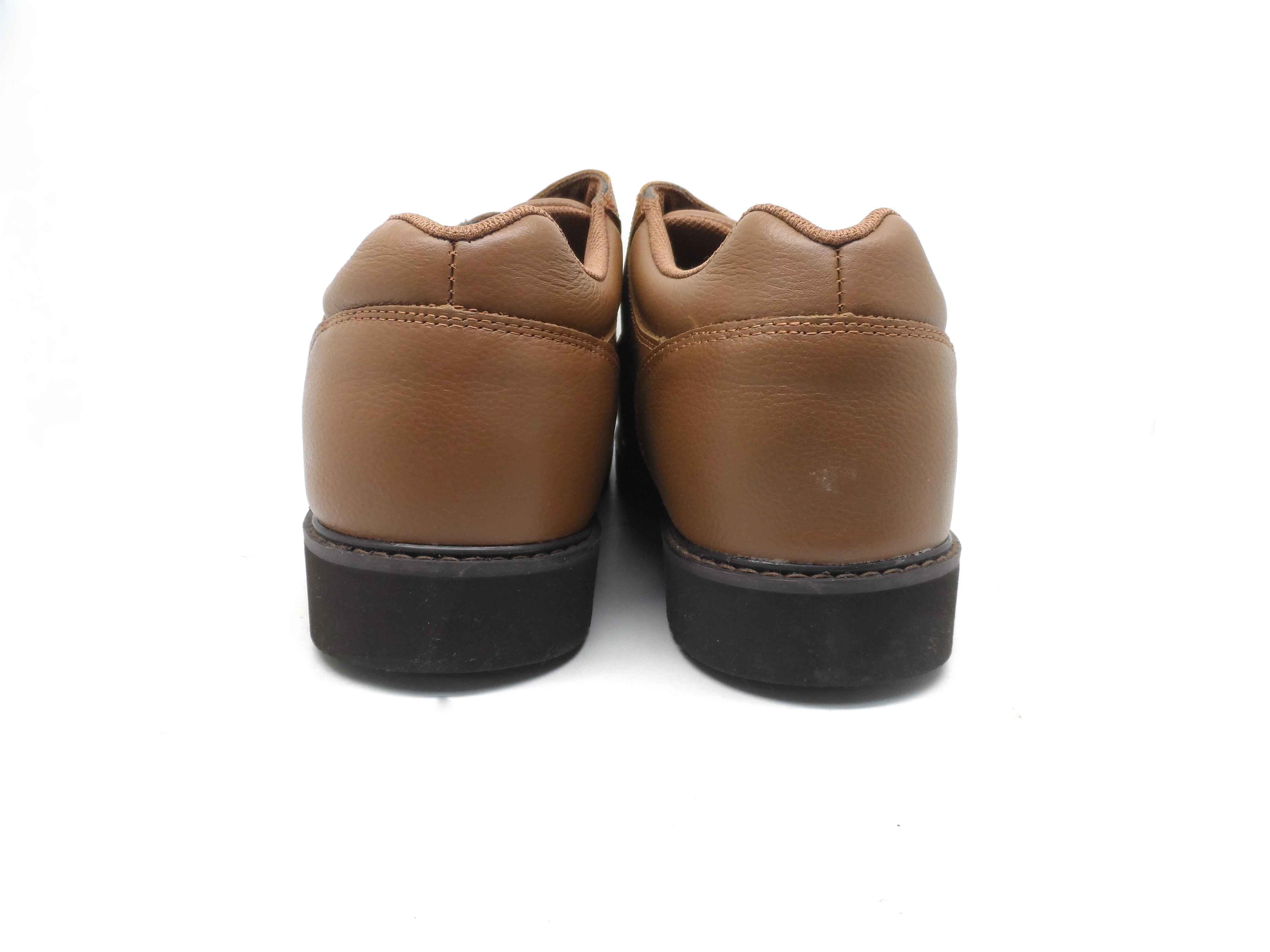 haband s adjust o pedic comfort shoe brown size 13 3e