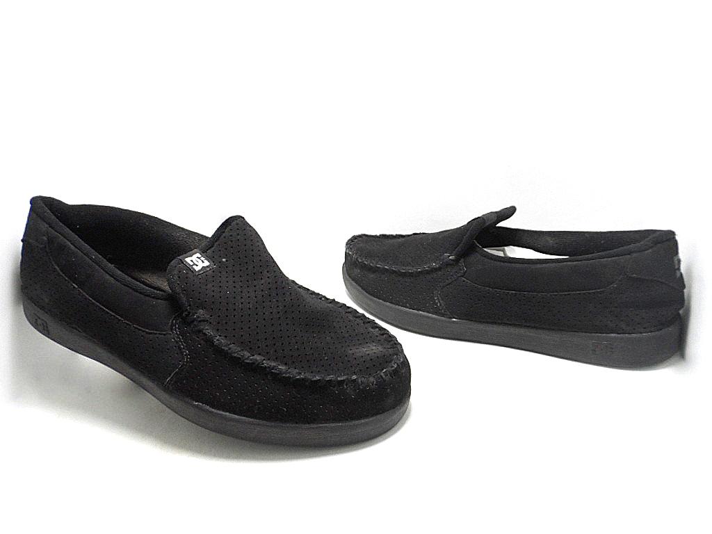 dc s villain slip on shoes black size 13 used ebay