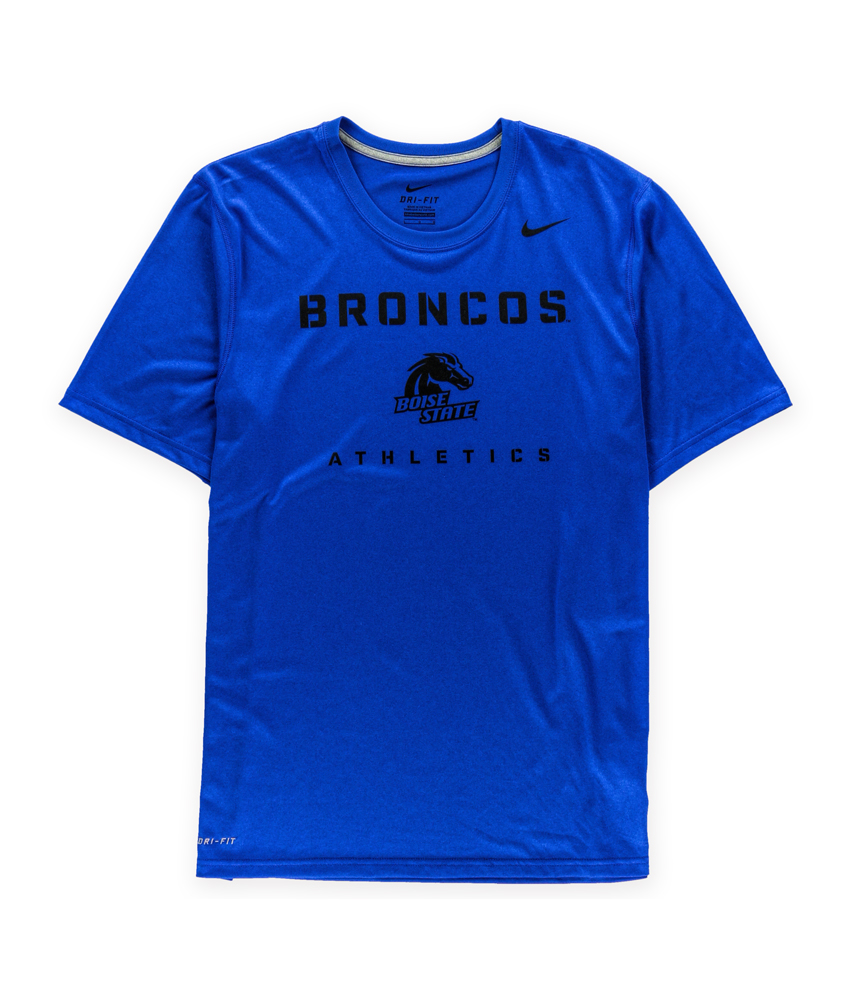 Nike mens dry boise state graphic t shirt mens apparel for Boise t shirt printing