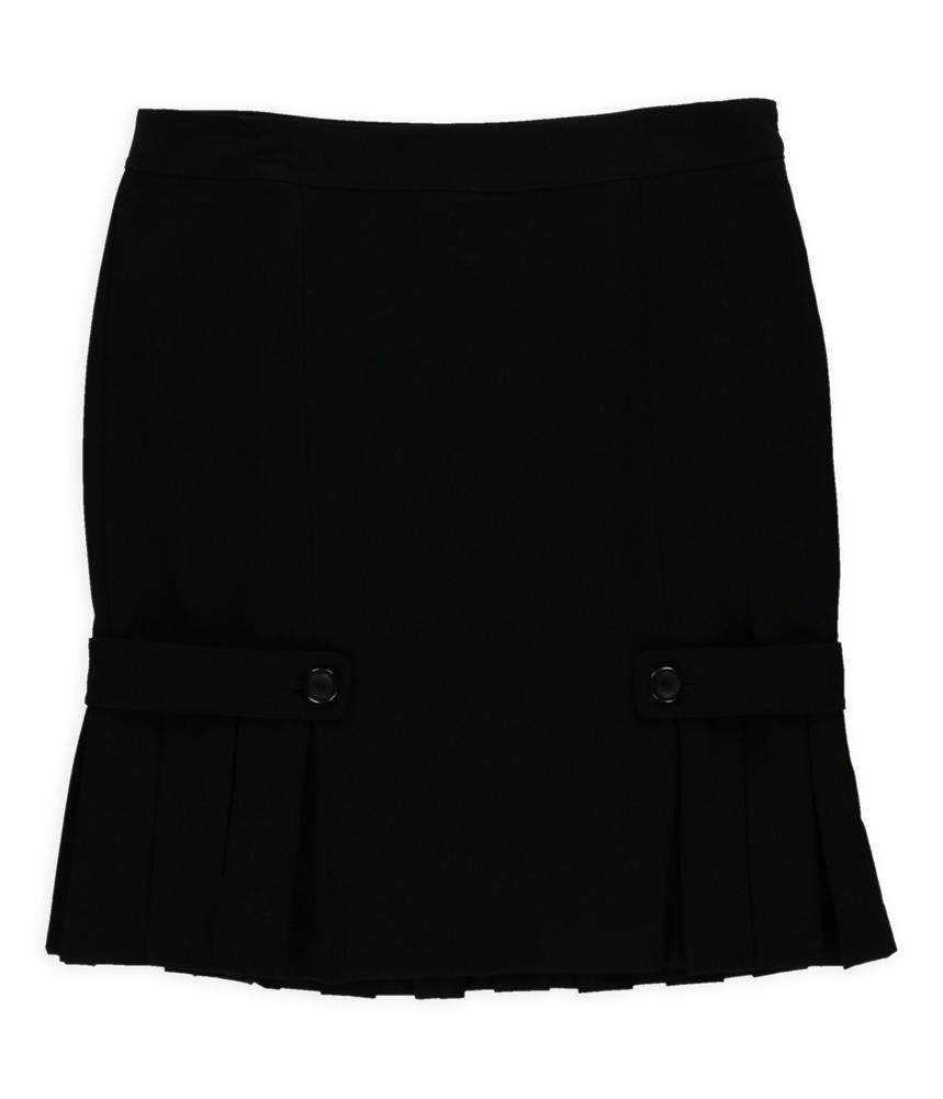 AGB Womens Box Pleated Pencil Skirt at Sears.com