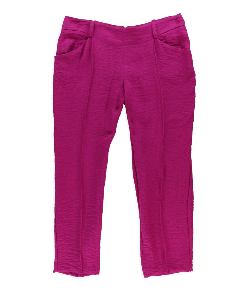 Rachel Roy Womens The Back Up Casual Trousers