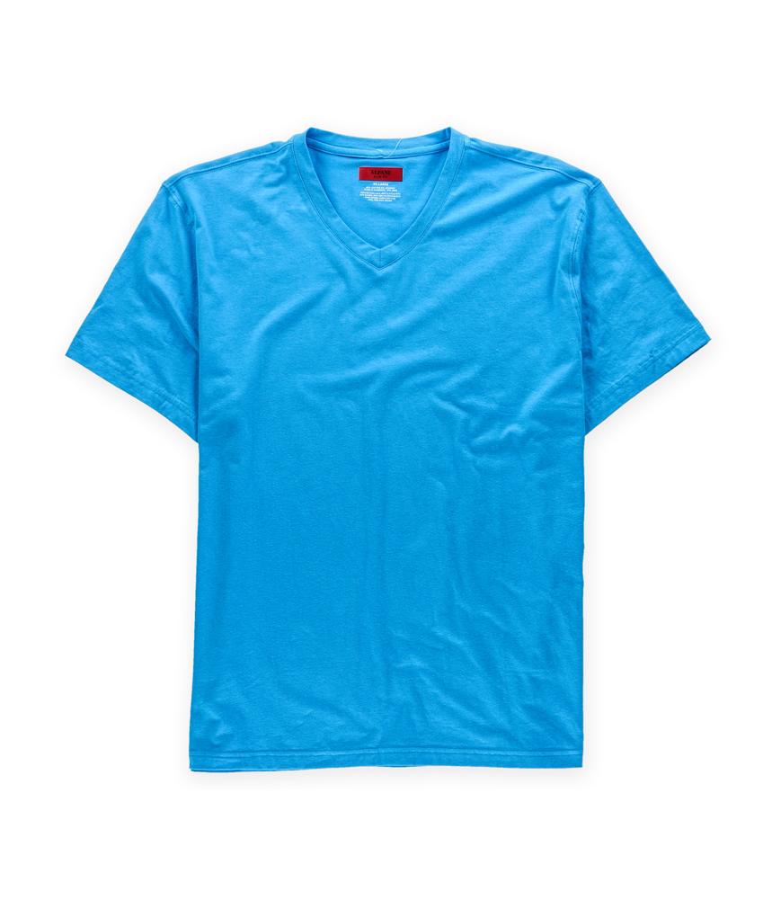 Alfani mens slim fit v neck basic t shirt mens apparel for Alfani mens shirt size chart