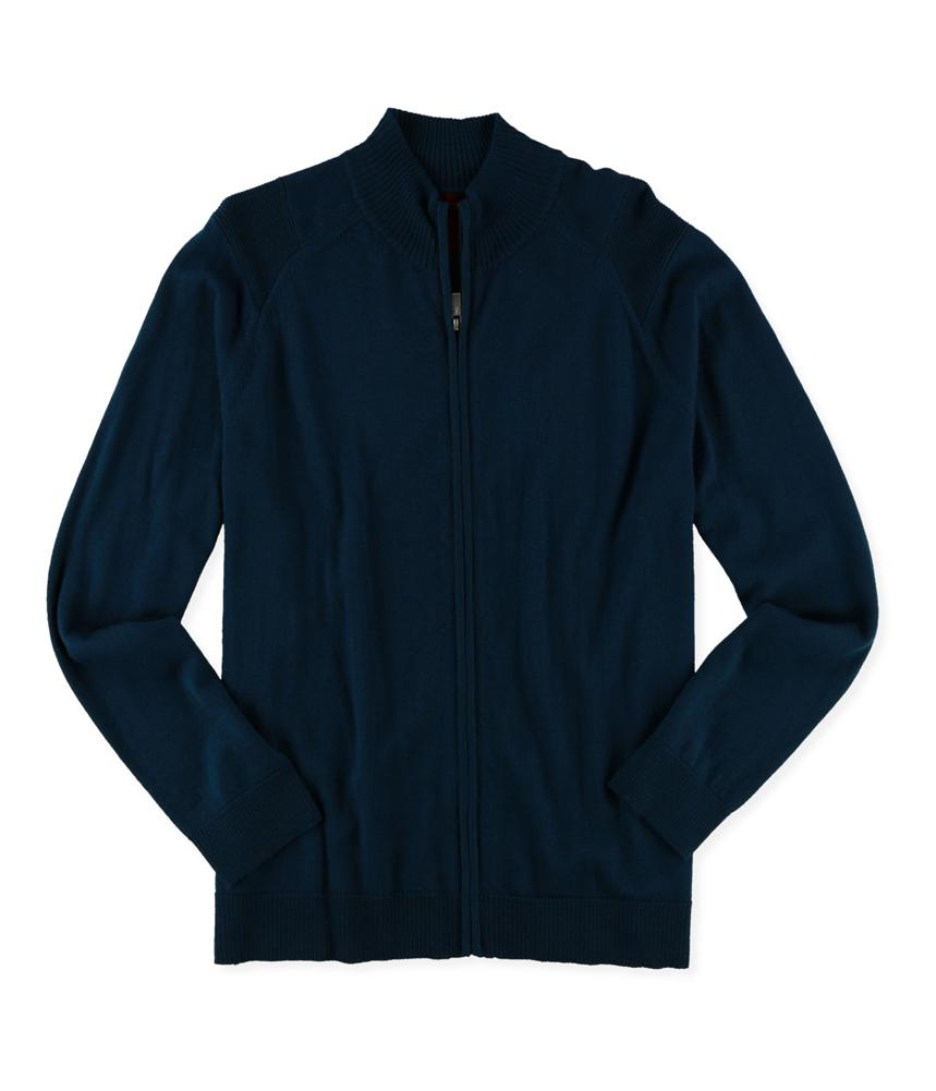 Alfani mens classic cardigan sweater mens apparel free for Alfani mens shirt size chart