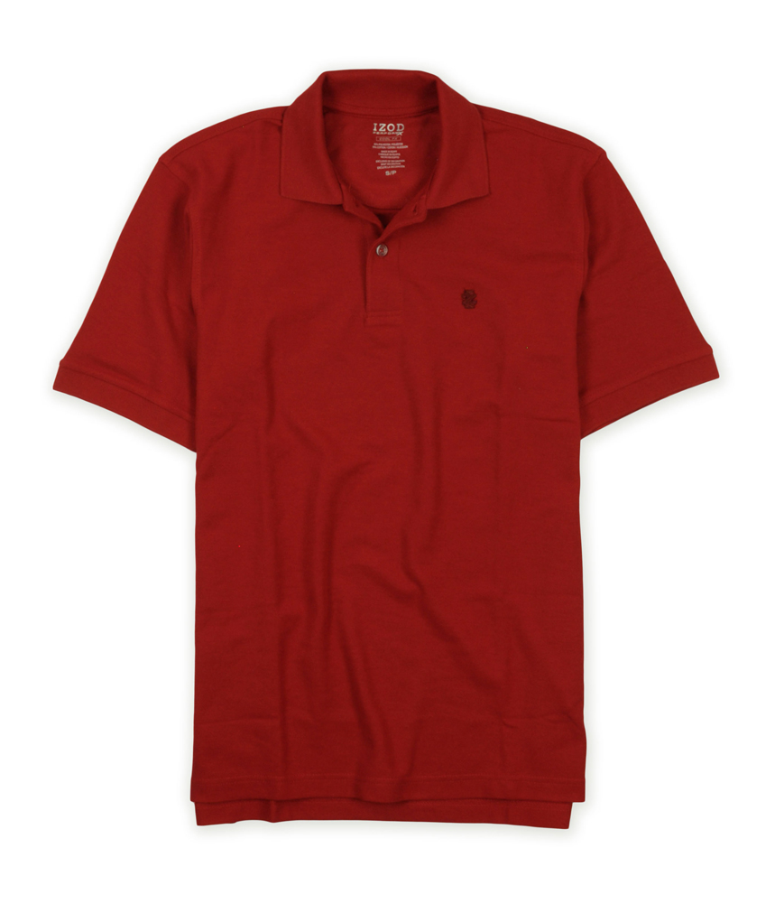 Izod mens performx cool fx rugby polo shirt ebay for Cool mens polo shirts