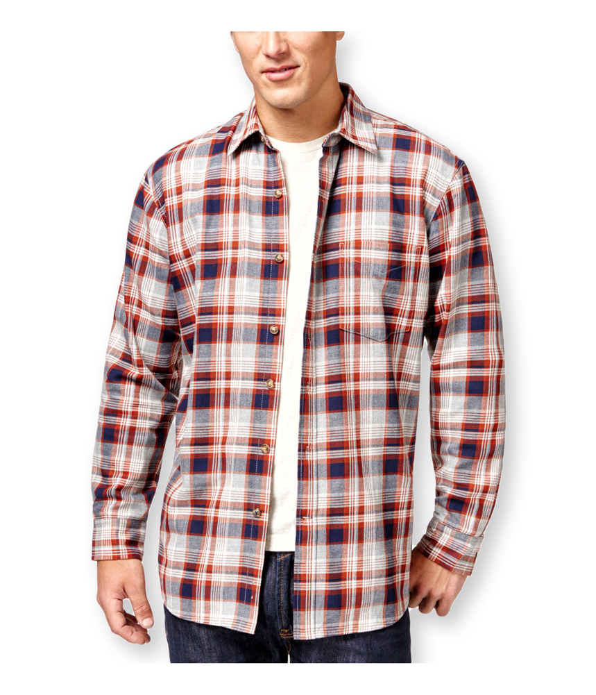 club room mens plaid shirt jacket ebay
