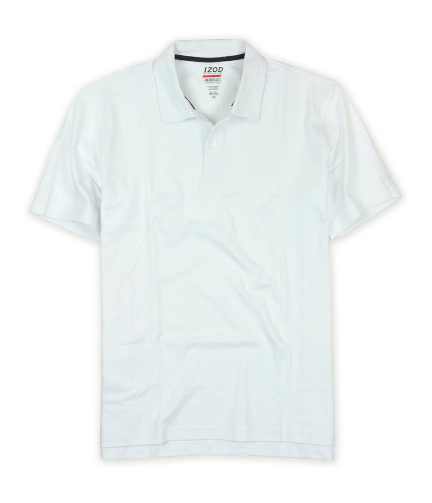 Izod Mens Performx Sun Control Upf 15 Rugby Polo Shirt