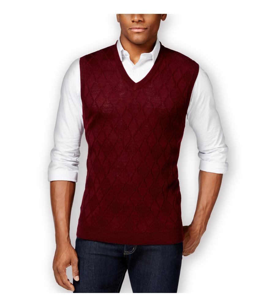 Argyle Sweater Vest Style