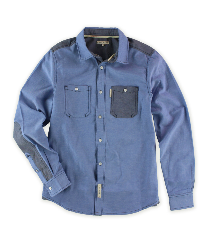 Marc ecko mens utility ox ls button up shirt mens for Marc ecko dress shirts