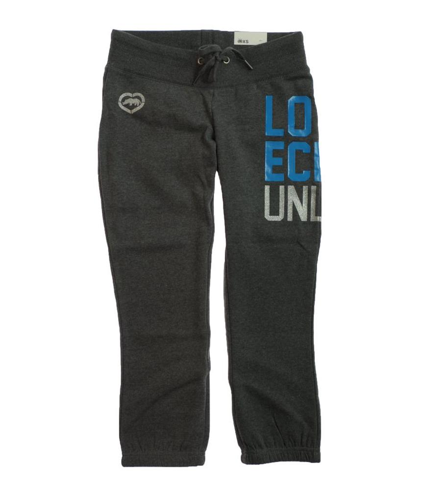 Ecko Unltd. Womens Bbottom Loveri Casual Sweatpants