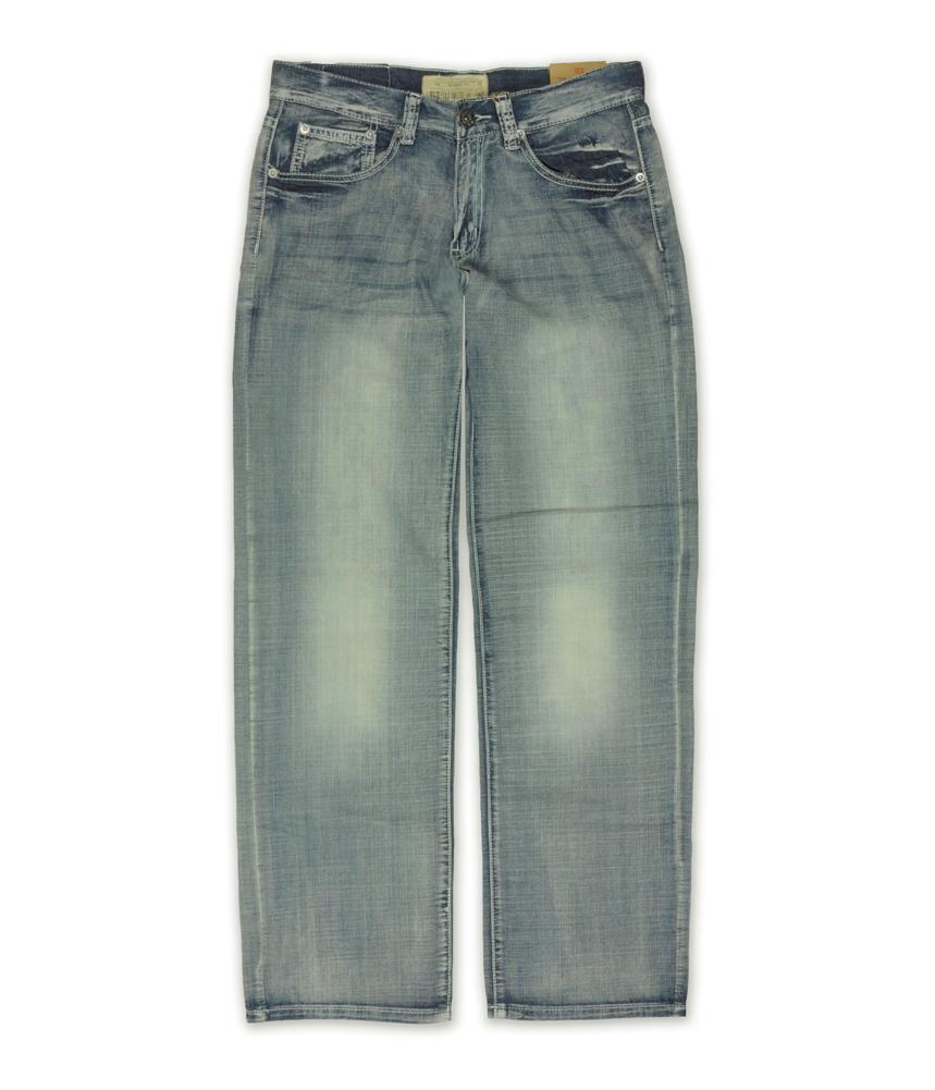 Ecko Unltd. Mens Fit Denim Relaxed Jeans