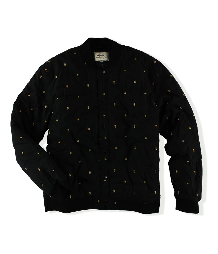 Ecko Unltd. Mens New World Order Jkt Varsity Jacket at Sears.com