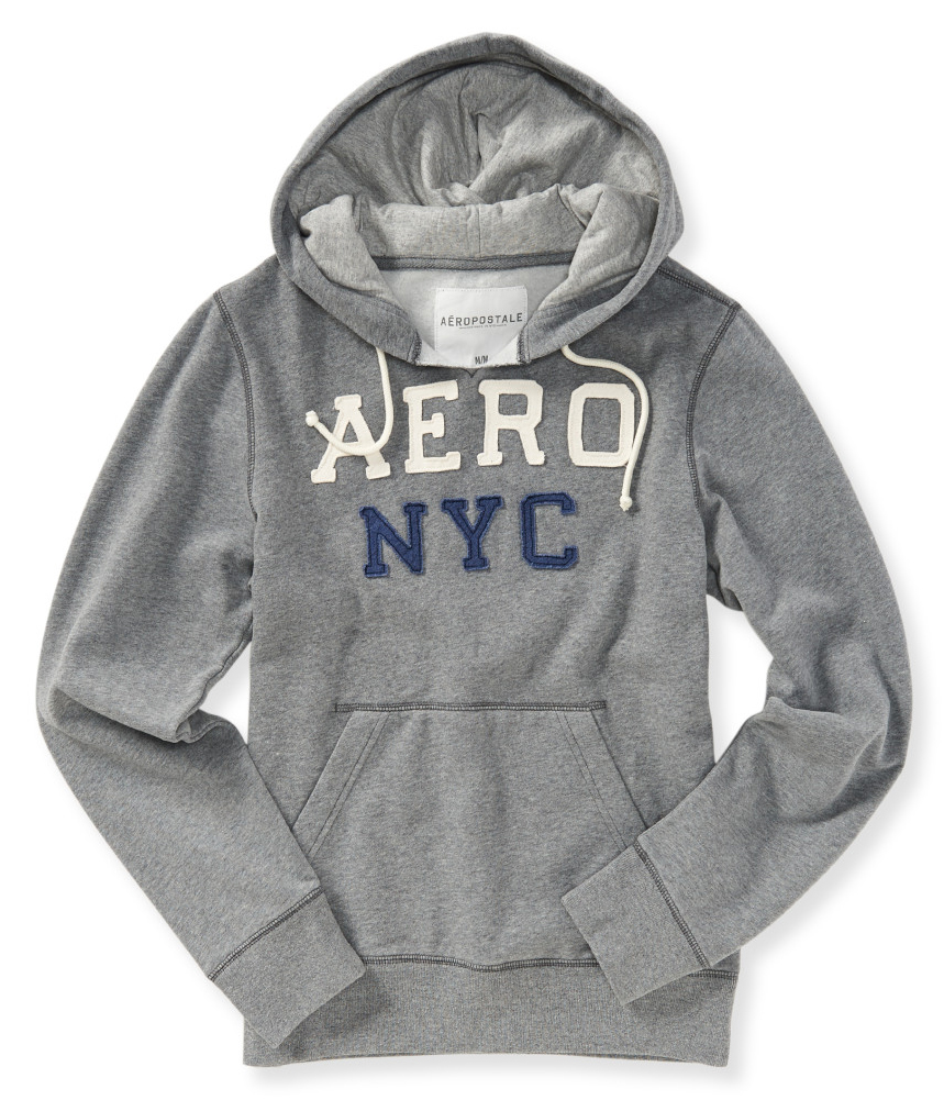 aeropostale mens nyc fleece hoodie sweatshirt ebay