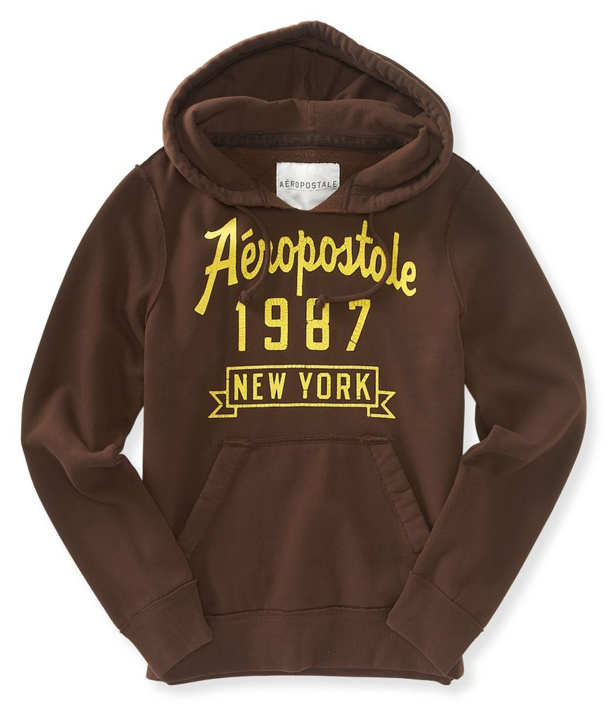 aeropostale mens new york hooded hoodie sweatshirt ebay