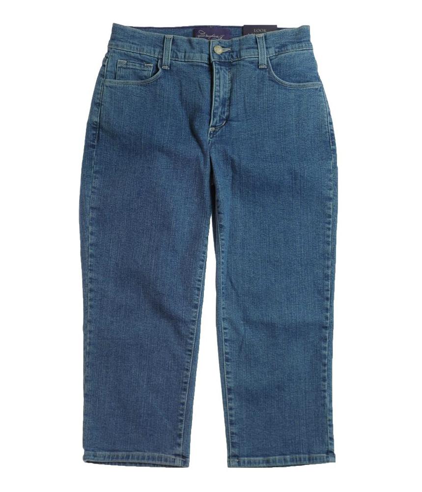 NYDJ Womens Ariel 5 Pocket Regular Fit Jeans