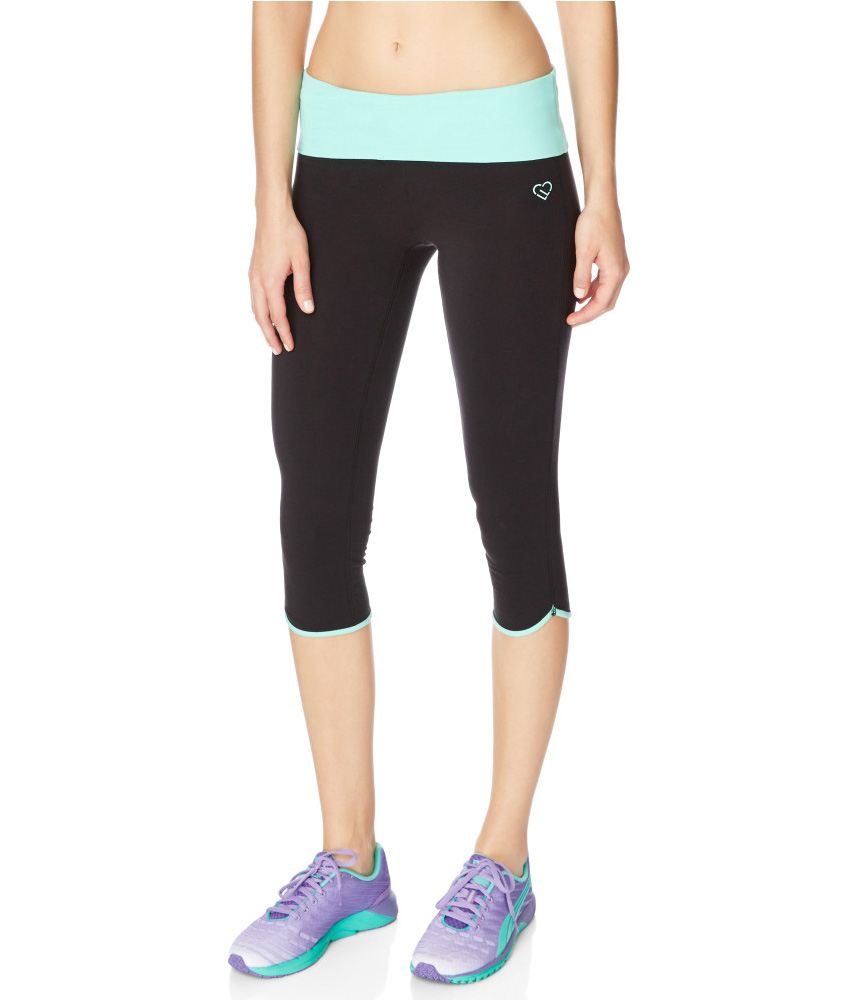 Aeropostale Womens Crop Yoga Pants