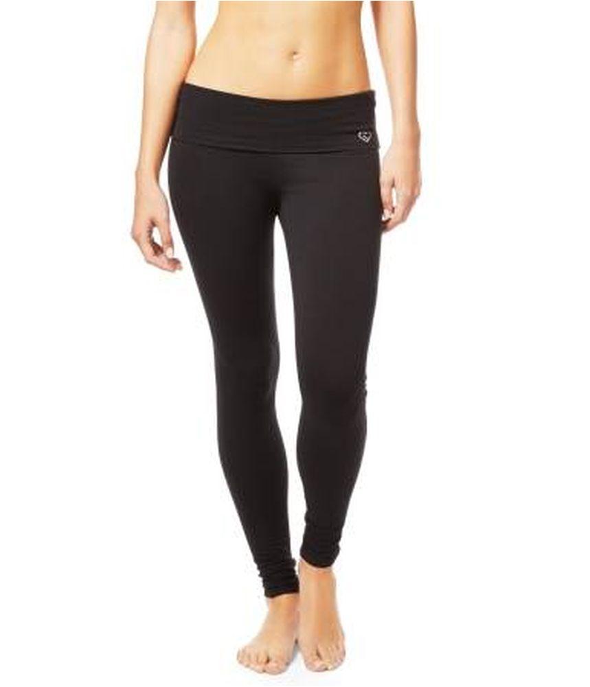 Aeropostale Womens Studded Legging Yoga Pants