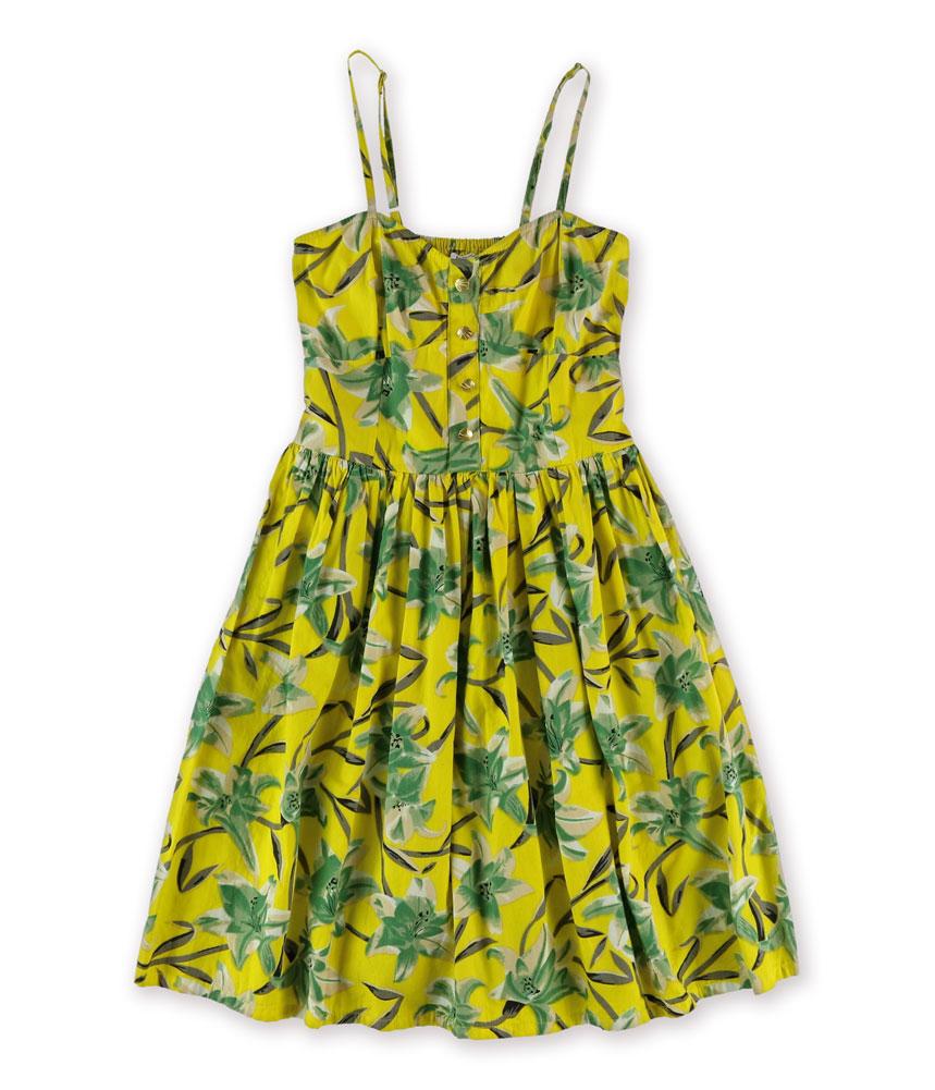 bar III Womens Lilium Bustier Dress at Sears.com