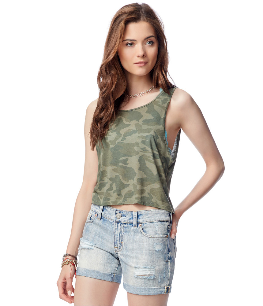 Free shipping and returns on Women's Crop Tops Tops at fishingrodde.cf