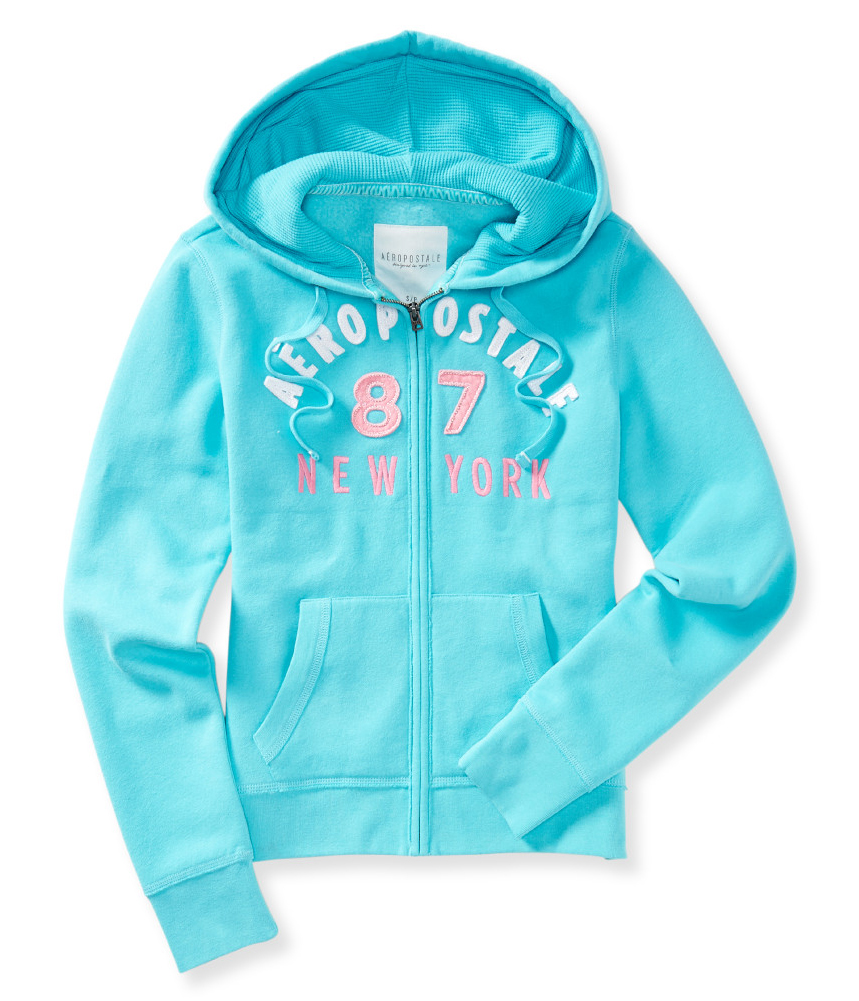 aeropostale womens new york hoodie sweatshirt womens
