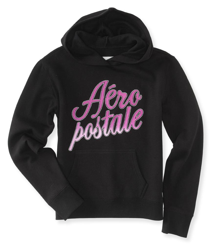 aeropostale womens foil script hoodie sweatshirt womens