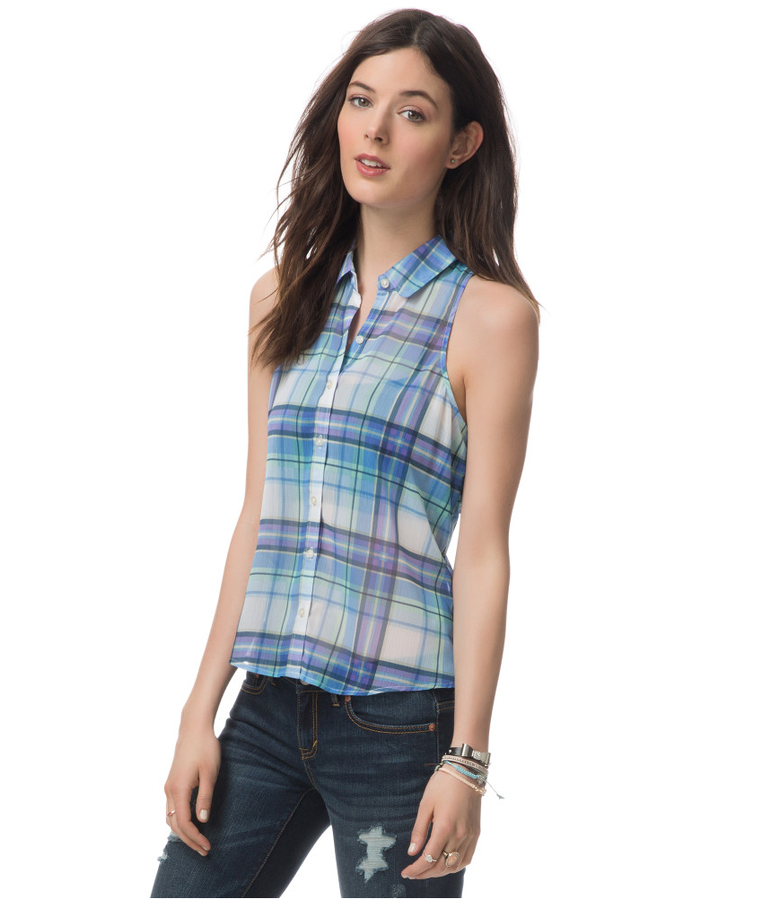 Free shipping BOTH ways on womens plaid tops, from our vast selection of styles. Fast delivery, and 24/7/ real-person service with a smile. Click or call