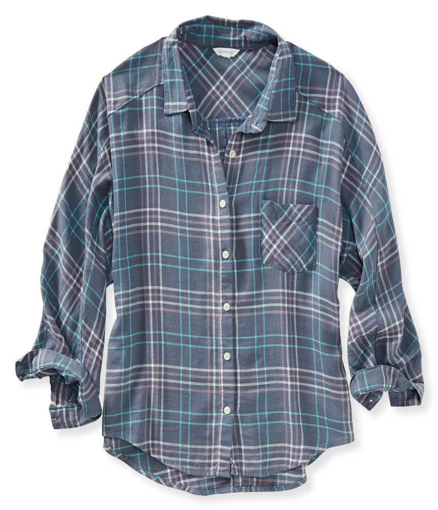 Button-Down Shirts» Women's Brewer Flannel. Add to Compare | Add to Description Logo Options Check Inventory Specs + Sizing. Style Women's Brewer Flannel. Wear it open like a jacket or tucked into a skirt for a trendy office ensemble. One electronic logo image is provided FREE. For orders of + pieces, standard logo setup.