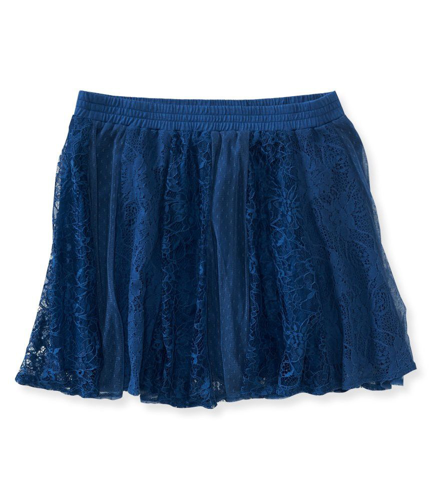 Awesome Lysse Womens Lace Overlay Skirt  Clothingww