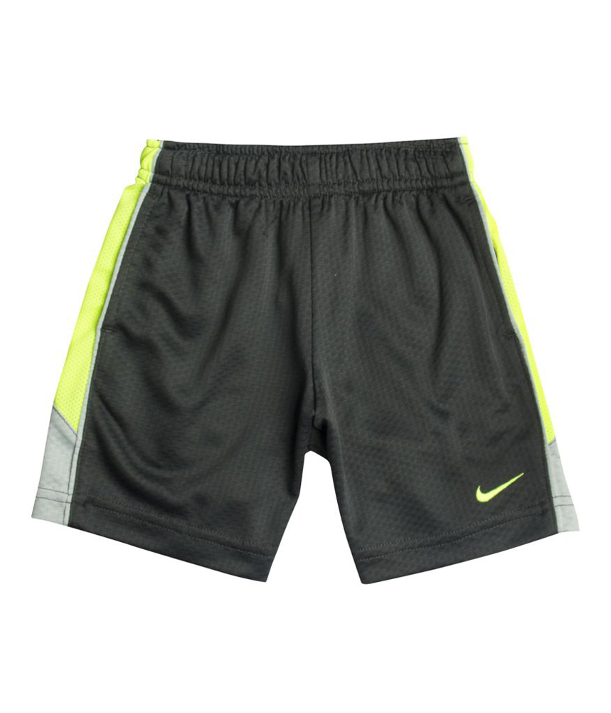 Nike Boys Dri Fit Basketball Athletic Workout Shorts ...