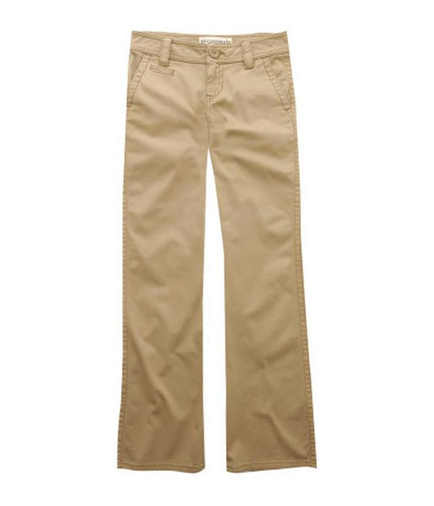 Luxury Womens Navy Khaki Pants  Dis Pants