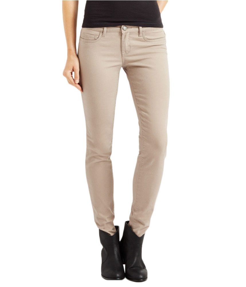 Shop Old Navy's Mid-Rise Rockstar Jeggings for Women: Elasticized, slimming-effect waistband.,Decorative scoop faux pockets in front; functional patch pockets in back.,Easy pull-on style.,Soft, dark denim wash, with comfortable stretch.