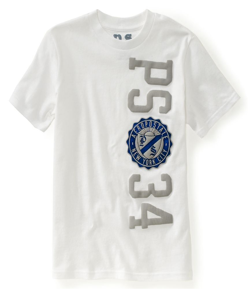 Aeropostale Boys Nyc Graphic T Shirt Ebay