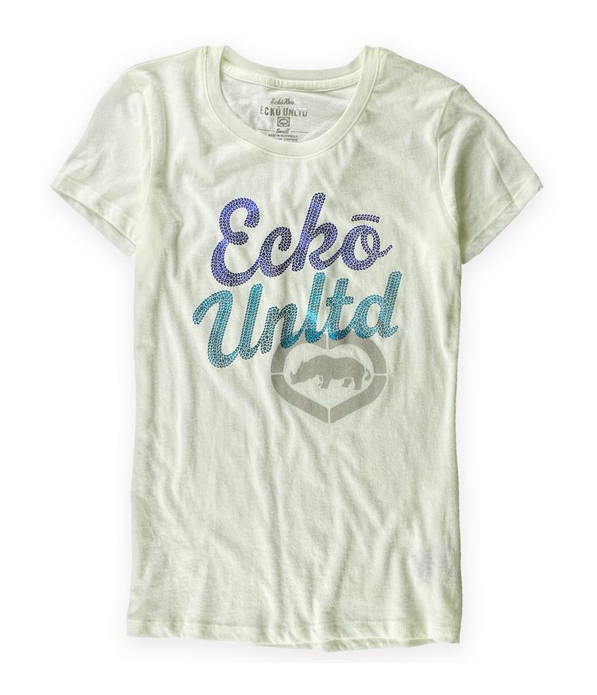 Ecko Unltd. Womens Seq Graphic T-Shirt