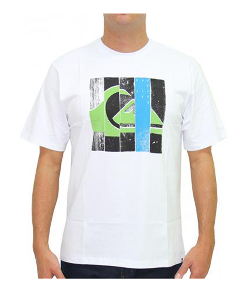 Quiksilver Boys Vertebrae Graphic T Shirt Ebay