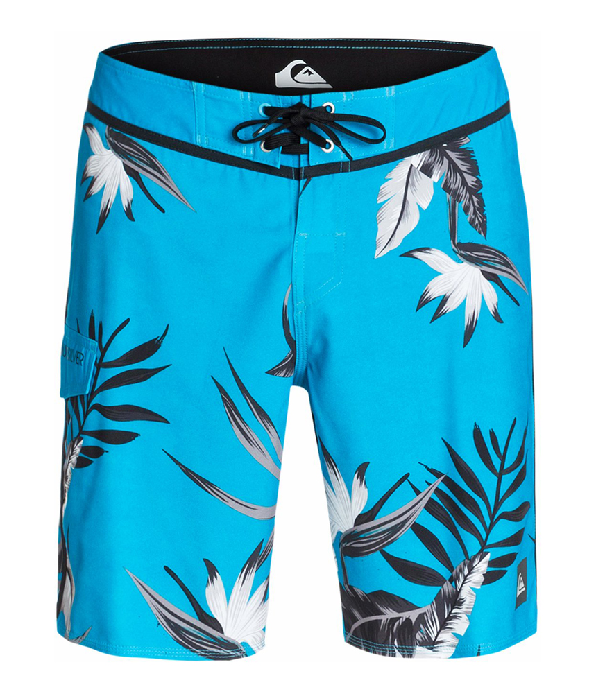 Quiksilver Mens Frames Jungle Juice Swim Bottom Board ...