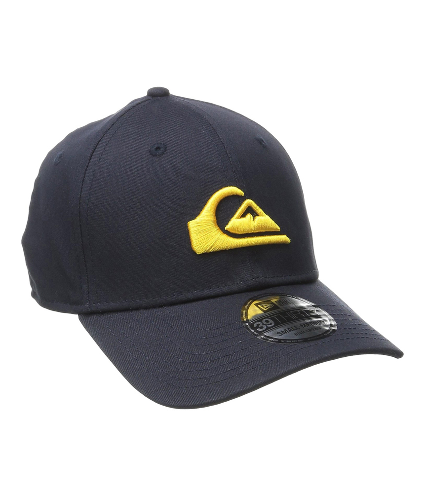 Quiksilver Mens Mountain & Wave Color Baseball Cap byj0 S ...