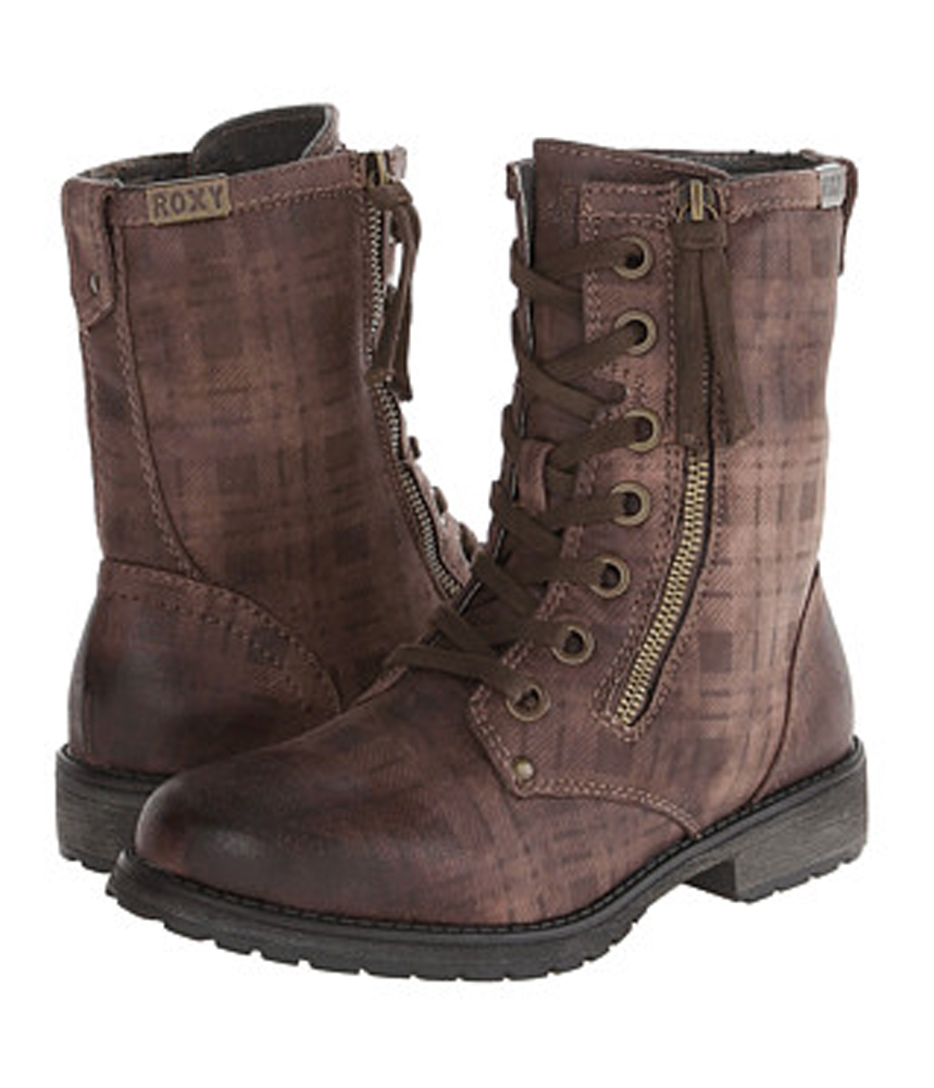 Unique Ash Video Moto Boot For Women  IjShoes