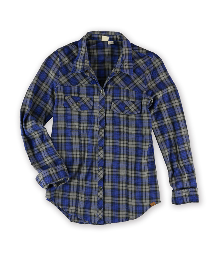 Roxy womens western button up shirt ebay for Where to buy womens button up shirts