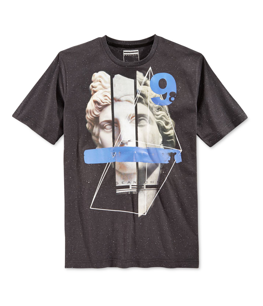 Sean john mens finesse graphic t shirt mens apparel for Sean john t shirts for mens