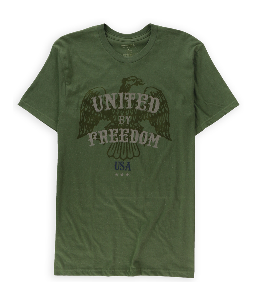 Sonoma life style mens united eagles graphic t shirt mens apparel