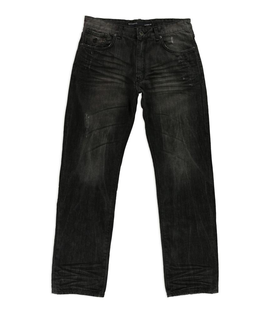 Rocawear Mens Black Water Regular Fit Jeans at Sears.com