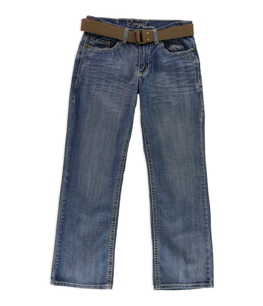 Royal Premium Mens Moro Rock Boot Cut Jeans at Sears.com
