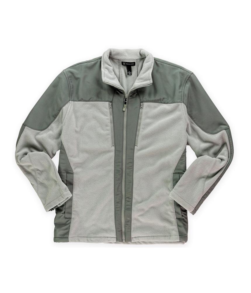I-N-C I-N-C Mens 2 Tone Fleece Jacket