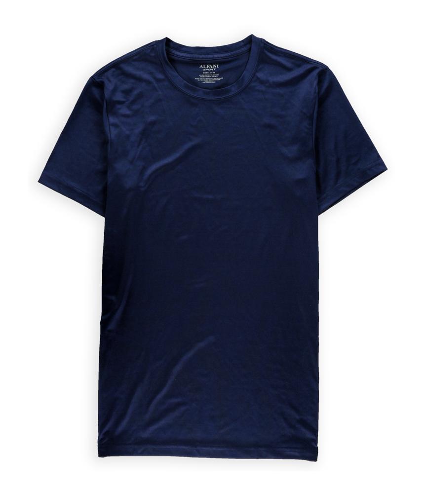 Alfani mens sport basic t shirt mens apparel free for Alfani mens shirt size chart