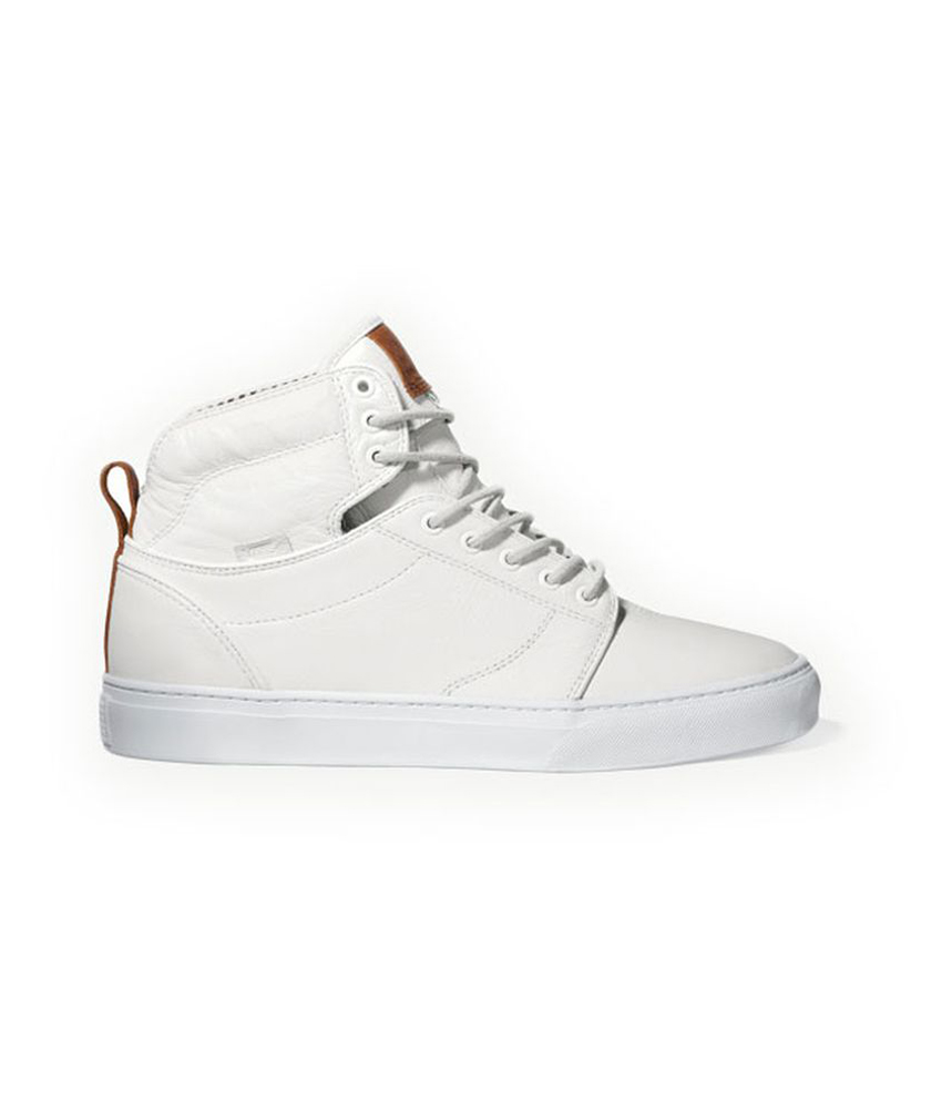 Vans Mens OTW Alomar Leather Hi Top Sneakers - Style VN-0KX05PL at Sears.com