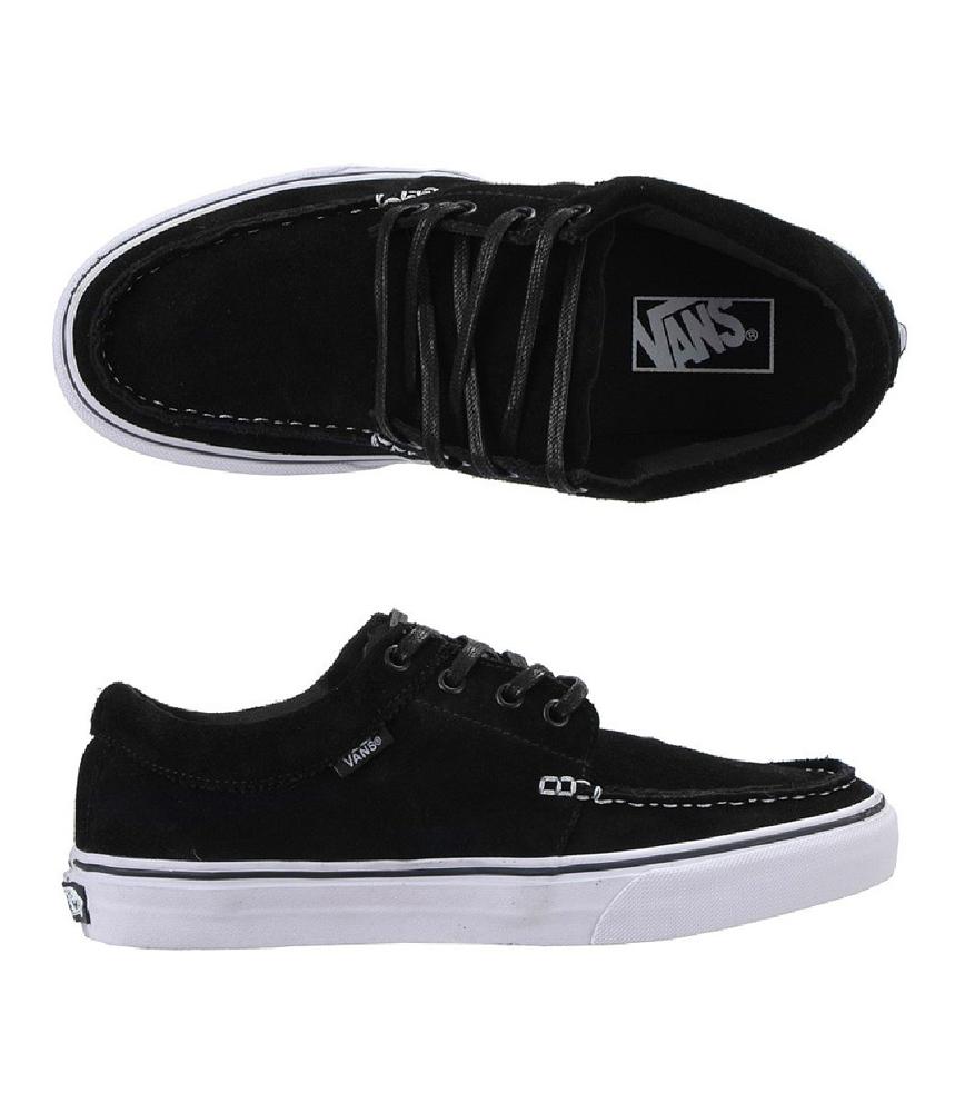 Vans Unisex 106 Moc Suede Skate Sneakers