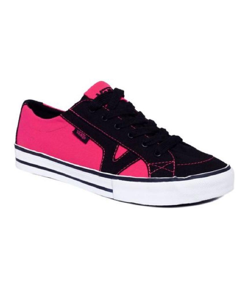 bb86af3dcac843 Vans Womens Tory Neon Canvas Skate Skateboarding Sneakers - Style  VN-0OK6570
