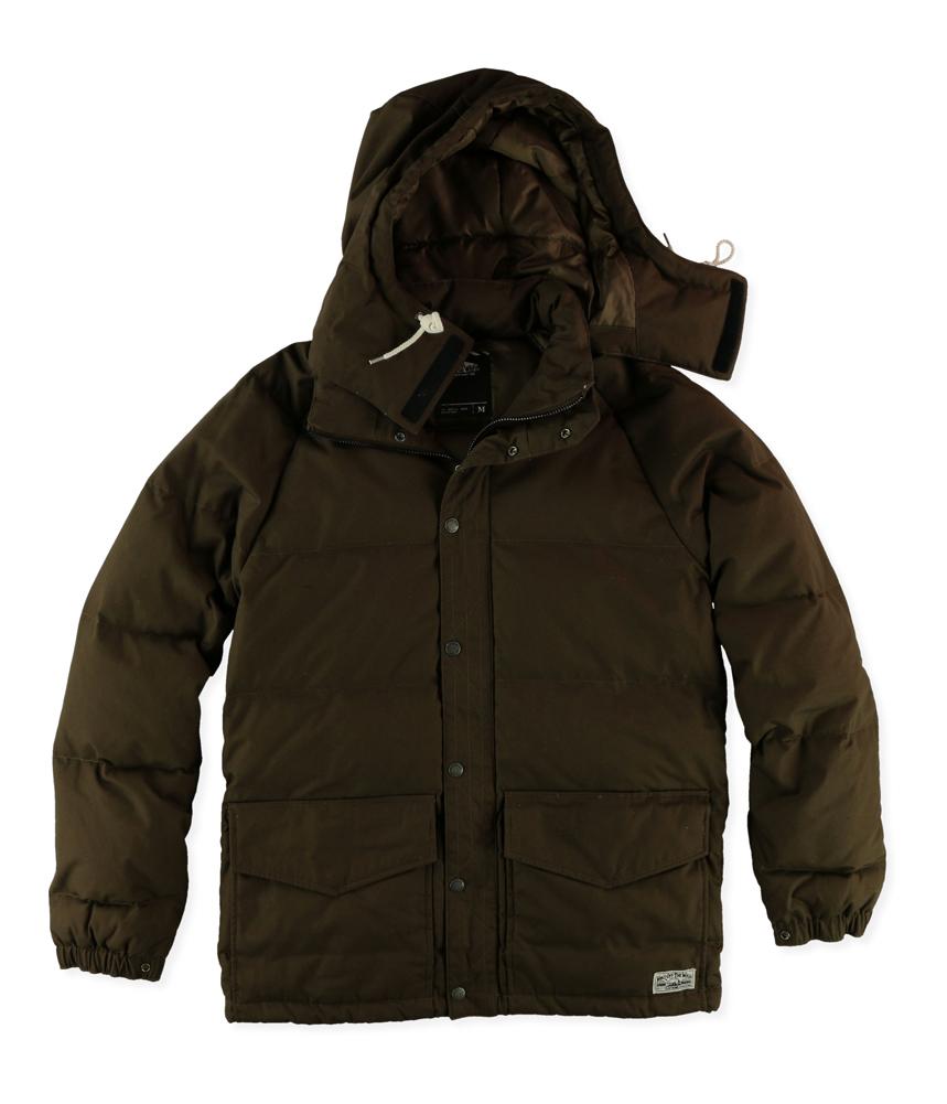 Vans Mens Hooded Parka Coat at Sears.com